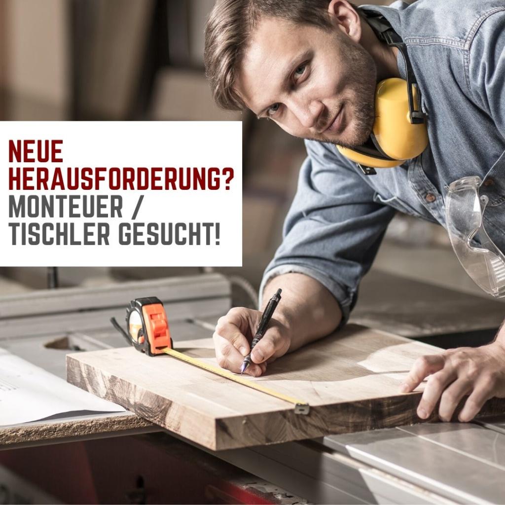 Monteuere Tischler Oldenburg