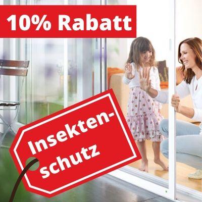Aktion November 2019 - Insektenschutzgitter günstig Angebot