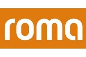 roma logo - rolladen raffstore textilienscreens