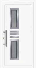 Modell-552-Motivglas-Satinato-mit-2-cm-klarem-Rand-weiß