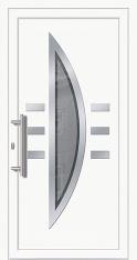 Modell-632-Motivglas-Satinato-mit-2-cm-klarem-Rand-weiß